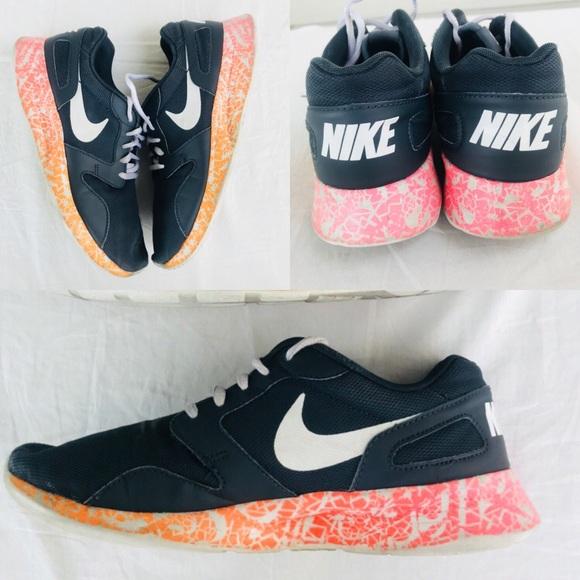 online store 54741 742dc Nike Roshe Runs Gray Pink Orange Ombré Sole 9. M5ae628a28290af95735801cf